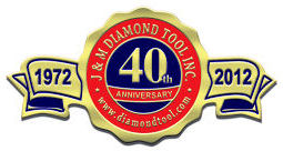 J&M Diamond Tool 40th Anniversary